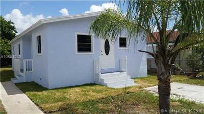 Miami Single Family Home For Sale: 1341 NW 75th Ter