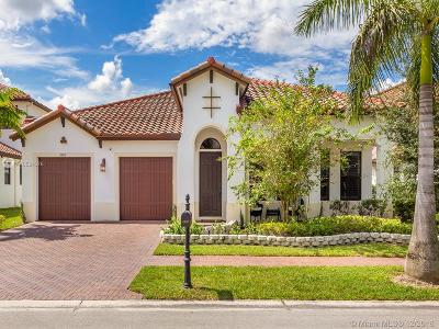 Pembroke Pines Single Family Home For Sale: 2880 NW 82nd Way