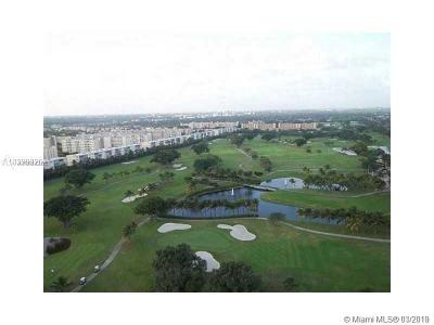 Hallandale Condo For Sale: 1745 E Hallandale Beach Blvd #2002W