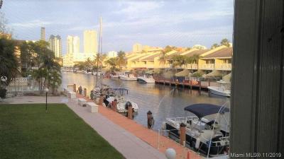 North Miami Beach Condo For Sale: 3550 NE 169 #206 (50'