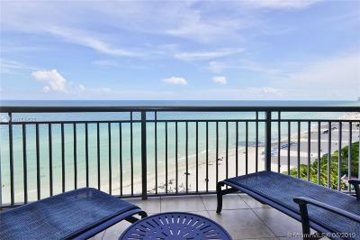 Sunny Isles Beach Condo For Sale: 17375 Collins Ave #1402