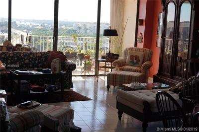 South Palm Beach Condo For Sale: 3590 S Ocean Blvd #810