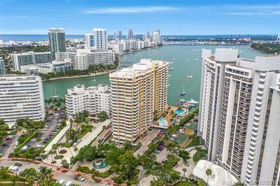 Miami Beach Condo For Sale: 11 Island Ave #PH2