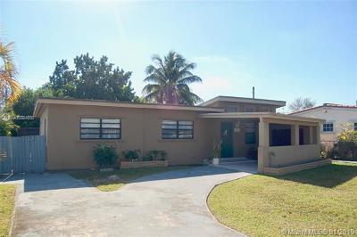 Single Family Home For Sale: 8320 SW 43rd Ter