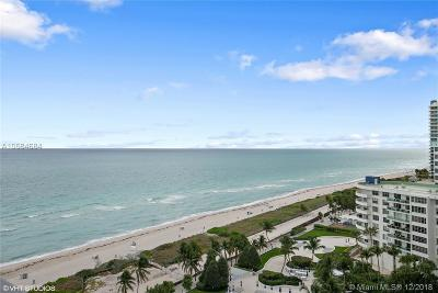 Miami Beach Condo For Sale: 5225 Collins Ave #PH3