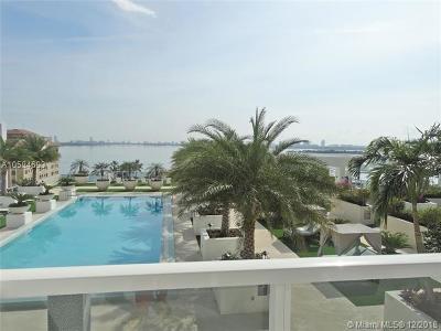 Miami-Dade County Condo For Sale: 600 NE 27th St #703
