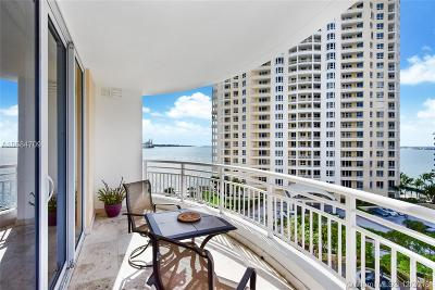 Condo For Sale: 848 Brickell Key Dr #1003