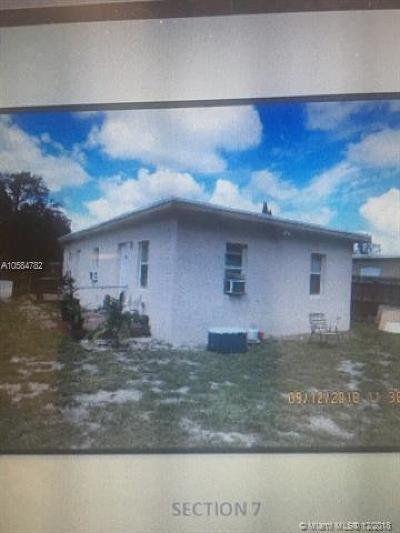 Fort Lauderdale Single Family Home For Sale: 632 NW 14th Ter