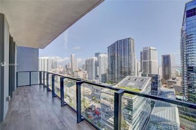 Miami Condo For Sale: 88 SW 7 Street #2405