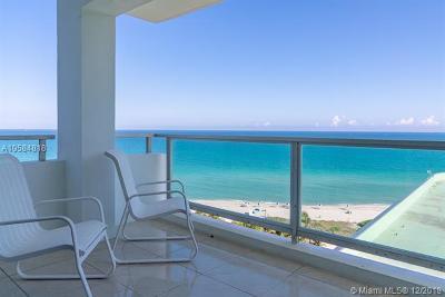 Miami Beach Condo For Sale: 5151 Collins Ave #1427
