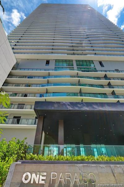 One Paraiso, One Paraiso Condo, One Paraiso Condominium Rental Leased: 3131 NE 7th Ave #2405
