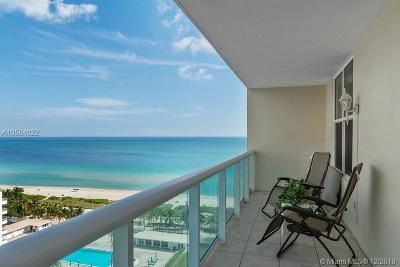 Miami Beach Condo For Sale: 5001 Collins Ave #14B