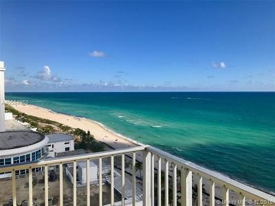 Miami Beach Condo For Sale: 5401 Collins Ave #1207