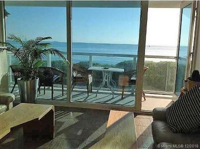 Miami Beach Condo For Sale: 5445 Collins Ave #BTH4