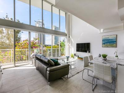 Absolut Lofts Rental For Rent: 245 Michigan Ave #LP-5