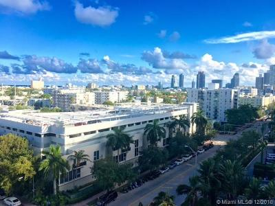 Miami Beach Condo For Sale: 1200 West Ave #915