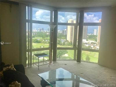 Aventura Condo For Sale: 20100 W Country Club Dr #1504