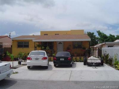 Hialeah Multi Family Home For Sale