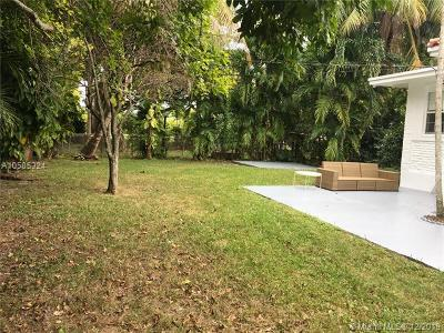 Coral Gables Rental For Rent: 5817 SW 62 Ave #1