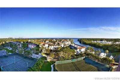 Coral Gables Condo For Sale: 10 Edgewater Dr #8C