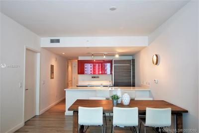 Condo For Sale: 1100 S Miami Ave #1711