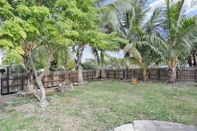 North Miami Beach Single Family Home For Sale: 1332 NE 179th St
