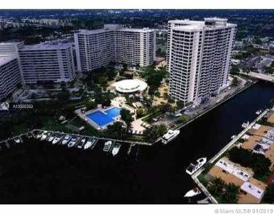 Broward County Condo For Sale: 2500 Parkview Dr #305