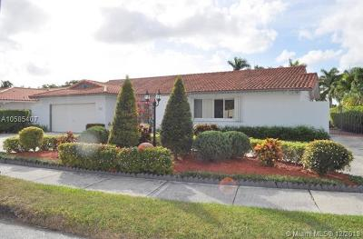 Miami Single Family Home For Sale: 2010 SW 125th Ct