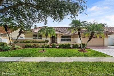 Broward County Single Family Home For Sale: 449 NW 161st Ave