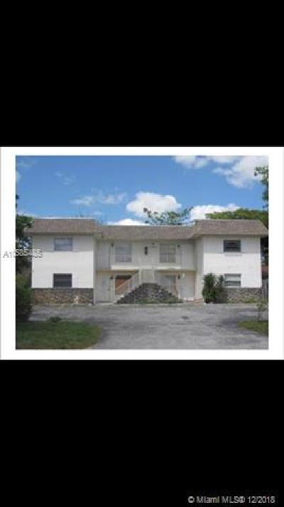 Broward County Condo For Sale: 10221 NW 35th St #7