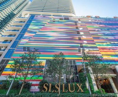 Sls Lux Brickell, Sls Lux, Sls Lux Brickell Condo, Sls Lux Brickell Hotel, Sls Lux Condo, Sls Lux Residences, Sls Luxe, Sls Luxsls Lux, Sls Lux Condominium, 801 Sma Designer Suites C, 801 Sma Residence Condo, 801 Sma Residences Condo Condo For Sale: 810 S Miami Ave #2710