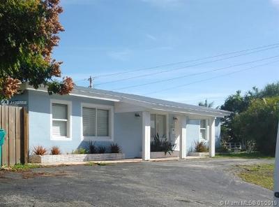 Boynton Beach Single Family Home For Sale: 1020 SW 4th St