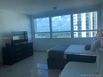 Miami Beach Condo For Sale: 5445 Collins Ave #1507