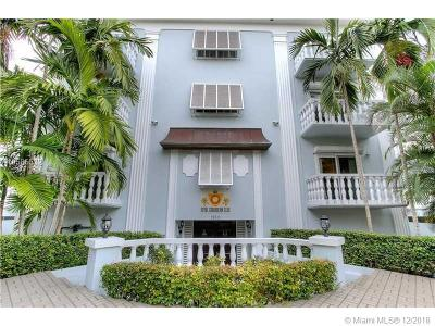 Miami-Dade County Condo For Sale: 1150 Madruga Ave #A101