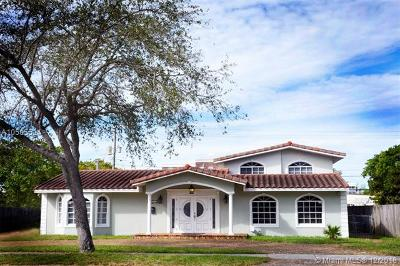 Miami-Dade County Single Family Home For Sale: 12650 Ixora Rd