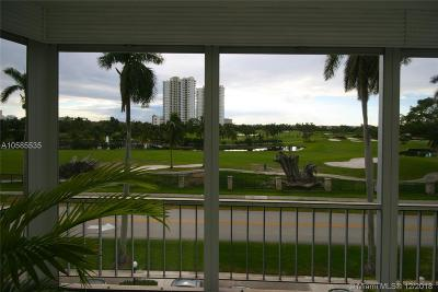 Broward County Condo For Sale: 400 Diplomat Pkwy #407