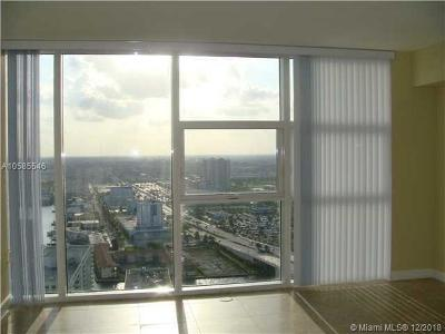 Broward County Condo For Sale: 1830 S Ocean Dr #3607