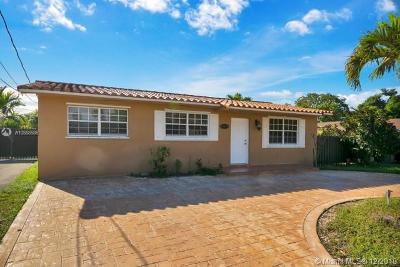 Sweetwater Single Family Home Sold: 10580 SW 7th Ter