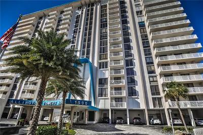 Hollywood Condo For Sale: 1500 S Ocean Drive #9I