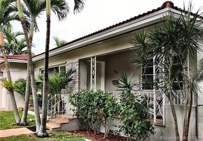 El Portal Single Family Home For Sale: 425 NE 87th St