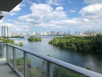 North Miami Beach Condo For Sale: 16385 Biscayne Blvd #617
