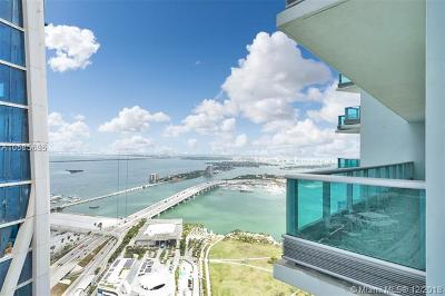 Miami Condo For Sale: 900 Biscayne Blvd #5510