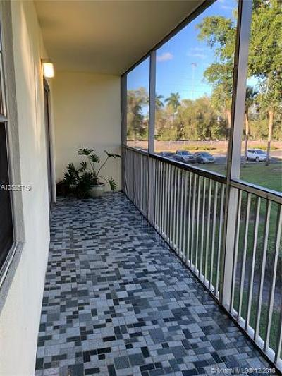Pembroke Pines Condo For Sale: 13500 SW 1st St #204U