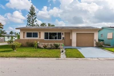 Broward County Single Family Home For Sale: 990 NW 67th Ave