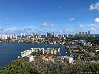 North Miami Beach Condo For Sale: 16385 Biscayne Blvd #LPH-17