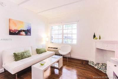 Miami Beach Condo For Sale: 439 15th Street #18
