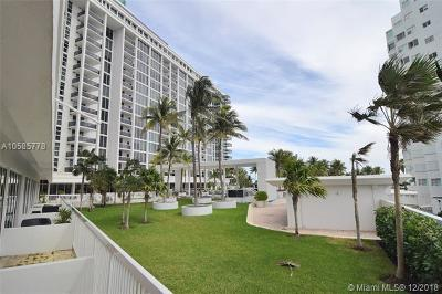 Harbour House, Harbour House Condo Condo For Sale: 10275 Collins Ave #103