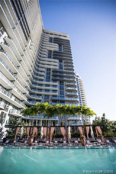 Miami Condo For Sale: 121 NE 34 Street #1408