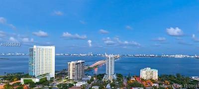 Miami Condo For Sale: 121 NE 34st #1208