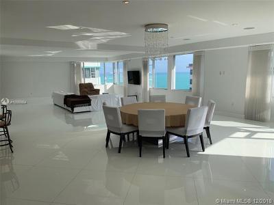Miami Beach Condo For Sale: 5255 Collins Ave #14B/C
